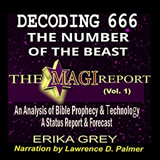Decoding 666, the Number of the Beast audiobook cover art