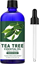 100% Pure Tea Tree Essential Oil (Large 5 oz) - Premium Grade Tea Tree Oil for Skin, Hair, Dry Scalp, Nail, Aromatherapy a...