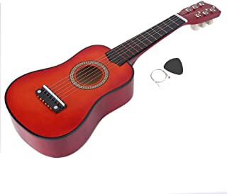 Dilwe 21 Pulgadas Guitarra, Educación Musical Juguete Regalo para Niños