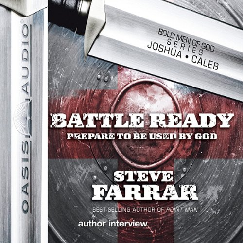 Battle Ready audiobook cover art