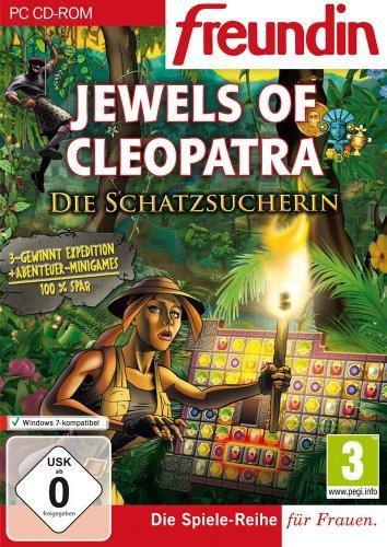 Jewels of Cleopatra : Die Schatzsucherin [freundin] [import allemand]