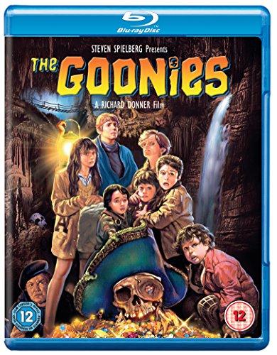 The Goonies [Blu-ray] [1985] [Region Free]