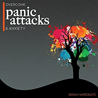 Overcome Panic Attacks & Anxiety cover art