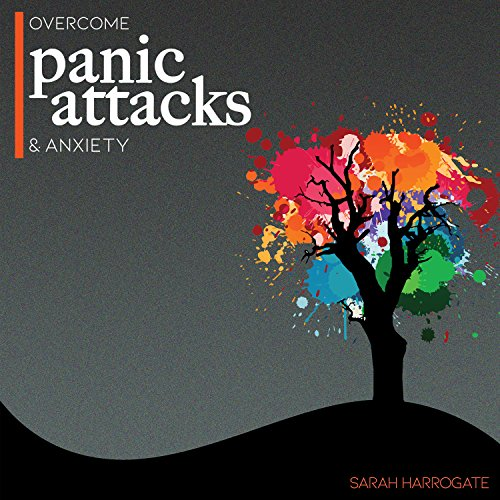 Overcome Panic Attacks & Anxiety audiobook cover art