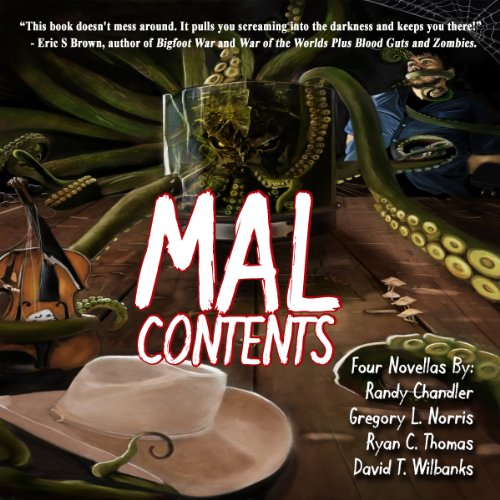 MalContents audiobook cover art
