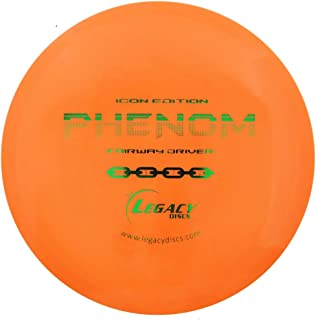 Legacy Discs Icon Edition Phenom Fairway Driver Golf Disc [Colors May Vary]