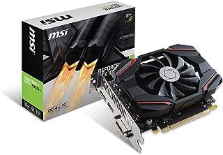 MSI GeForce GTX 1050 Ti 4G OCV2 グラフィックスボード  VD7039