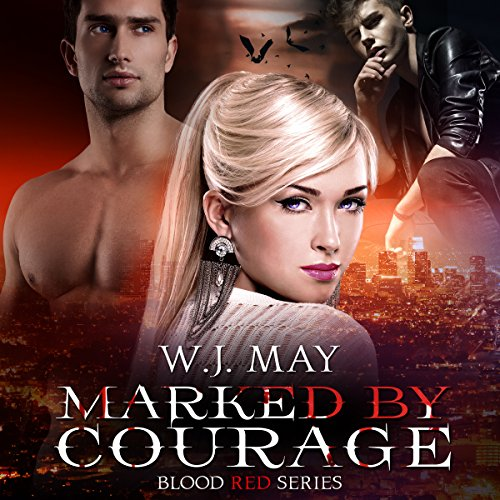Marked by Courage audiobook cover art