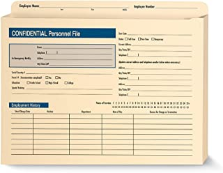 ComplyRight Confidential Personnel File Expandable, 12