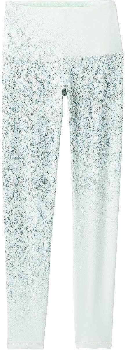 prAna - Women's Kimble Printed 7/8 Legging, White Stargazer, Small