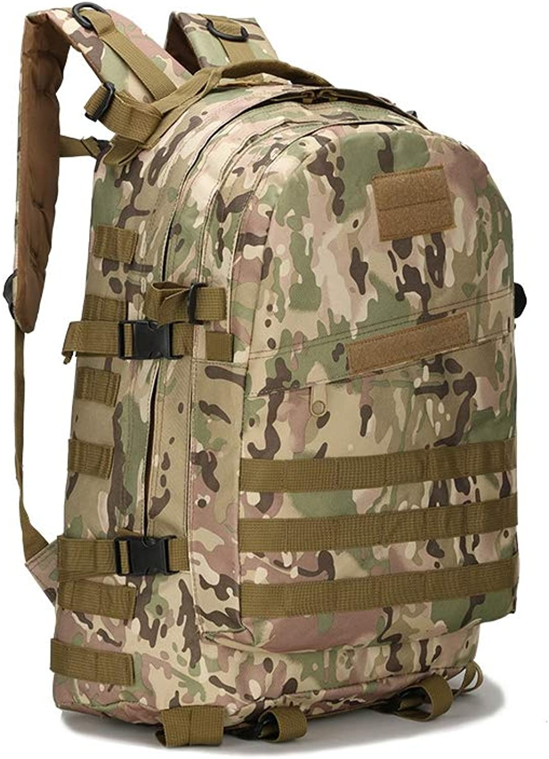 9ec11f42699f XTUNWM 45L Capacity Backpack Mountaineering Hiking Hunting Camping ...