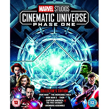 Marvel Cinematic Universe Phase 1