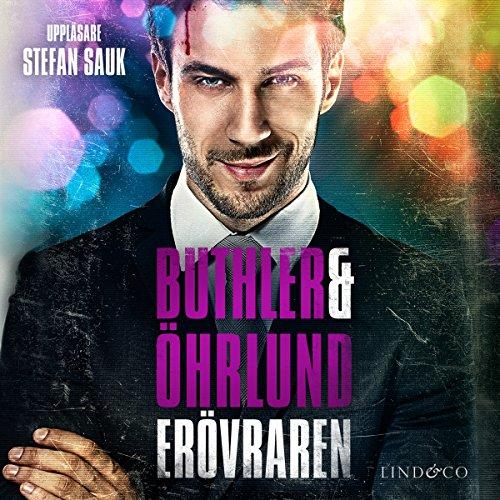 Erövraren audiobook cover art