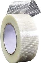 Glasvezelband, SENRISE enkelzijdige sterke kleverige gaasband - zelfklevend (0,22 mm x 10 mm x 20 m, 1 st)