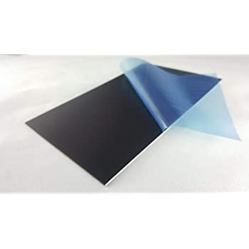 Amazon Com Aluminum Sheet Metal 5005 Black Anodized 0 063 16 Gauge 36 X 3 Industrial Scientific