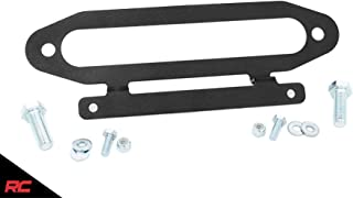 Rough Country Hawse Winch Fairlead License Plate Bracket RS138