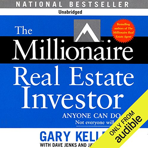 Couverture de The Millionaire Real Estate Investor