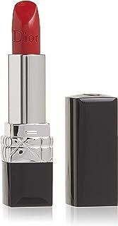 Christian Dior Rouge, Dior Wear Lipstick, Color Code Matte 999, 0.12 Ounce