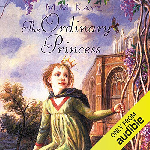 The Ordinary Princess  By  cover art