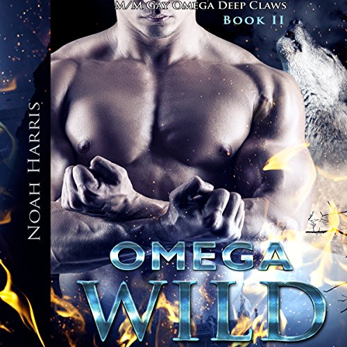 Omega: Wild audiobook cover art
