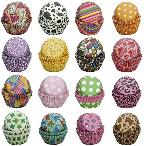 Al sold out. Max 41% OFF Cupcake Liners Baking Cups SophieBella Party Pack Hol for Value