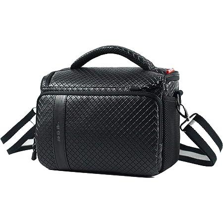 Mcheng Synthetisches Leder Kameraetui Camera Case Bag Kamera