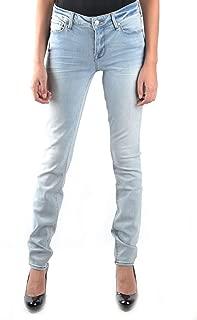 Luxury Fashion Womens MCBI15581 Blue Jeans | Season Outlet