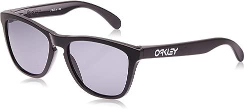 نظارات شمسية من اوكلي باطار اسود 9013-24-306-55-17-133