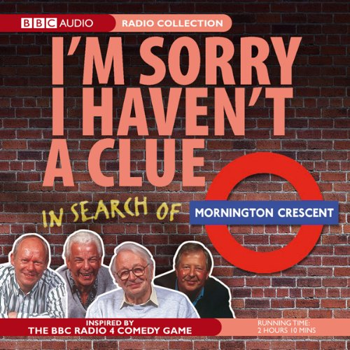 I'm Sorry I Haven't a Clue  By  cover art