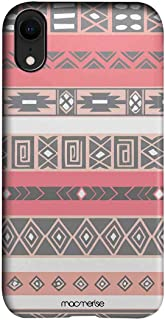 Macmerise IPCIXRPMI1538 Peach Aztec - Pro Case for iPhone XR - Multicolor (Pack of1)