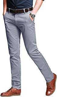 Best men's white dress pants Reviews
