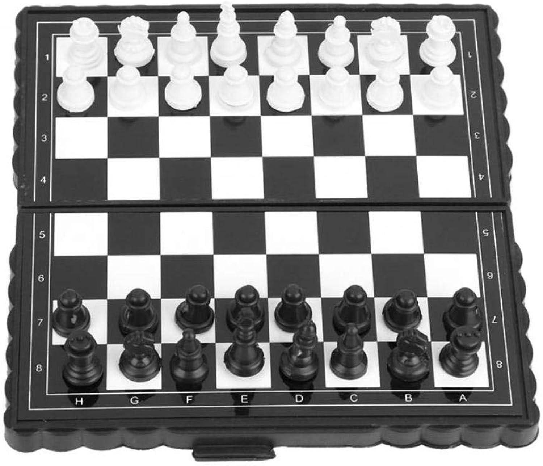 Qupanpan Portable Schach Home EntertainmentA19  19cm
