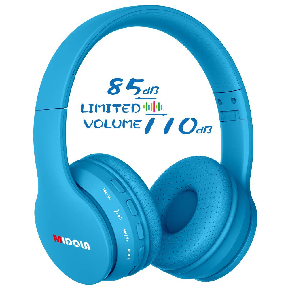 MIDOLA Bluetooth Wireless Headphones Cellphone