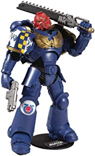 McFarlane - Warhammer 40,000 - Ultramarines Primaris AssaultIntercessor 7 Action Figure