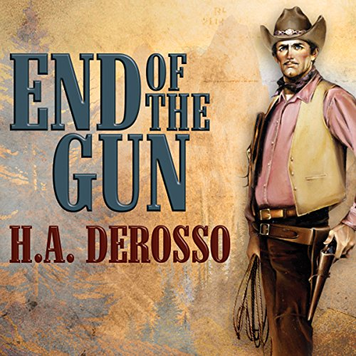 End of the Gun audiobook cover art