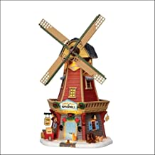 Best christmas windmill village Reviews