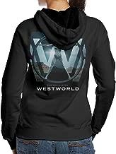 SAMMOI Westworld (2016)7 Women's Fleece Sweatshirt Black