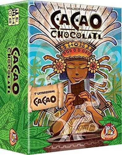 Unbekannt brettspiel Cacao Erweiterung: ChoColatl