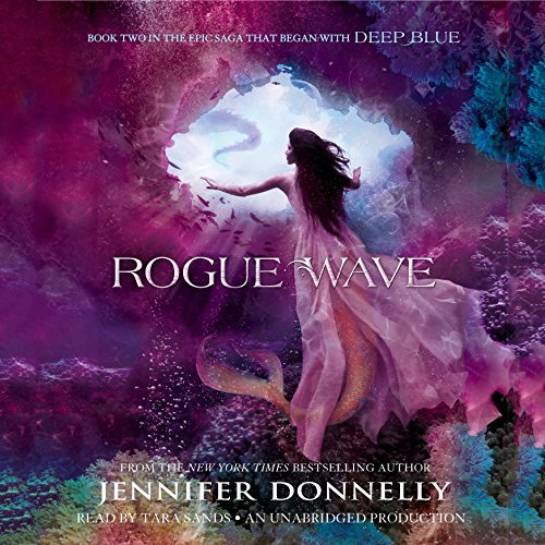 Rogue Wave audiobook cover art