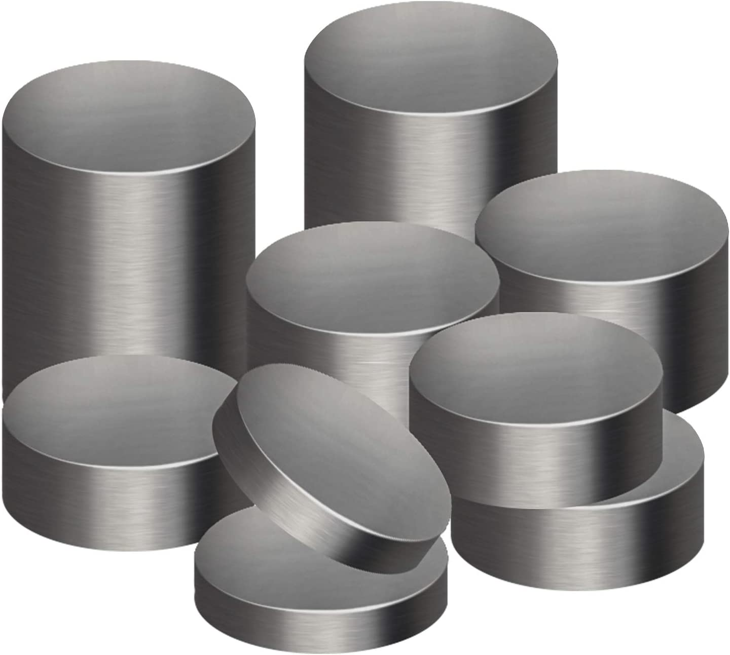 Tungsten Weights Cylinders Weights Tungsten Weights Car Weights to Optimize Your Car for Speed 3 Ounce