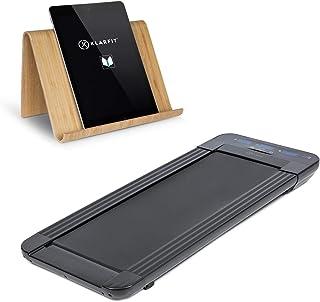comprar comparacion Klarfit Workspace Go Light Cinta de Andar - Soporte para Tablet, Ejercicio en la Oficina, 350 W, Ultraplano: Solo 11 cm de...