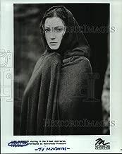 1985 Press Photo Jane Seymour in TV miniseries