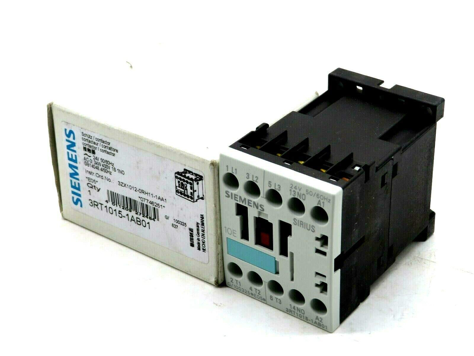 Manual//Auto Reset 3 Pole 00 NEMA Size Standard Auxiliary Contacts Siemens 14BP32AA81 Heavy Duty Motor Starter Ambient Compensated Bimetal Overload 9A Contactor Amp Rating Open Type 110-120//220-240 at 60Hz Coil Voltage 3 Phase