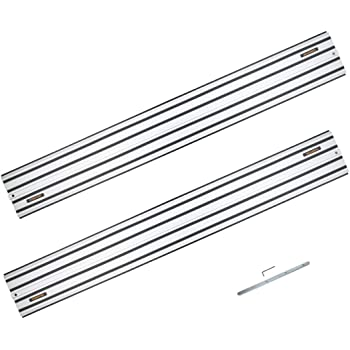 "POWERTEC 71385 Splinter Guard Replacement Strip for 118/"" Guide Rails"