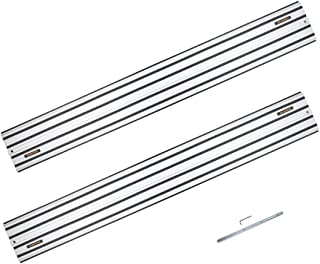 """POWERTEC 71505 55"""" Guide Rail Joining Set 