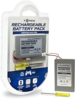 Tomee PS3 Wireless Controller Rechargeable Battery - PlayStation 3