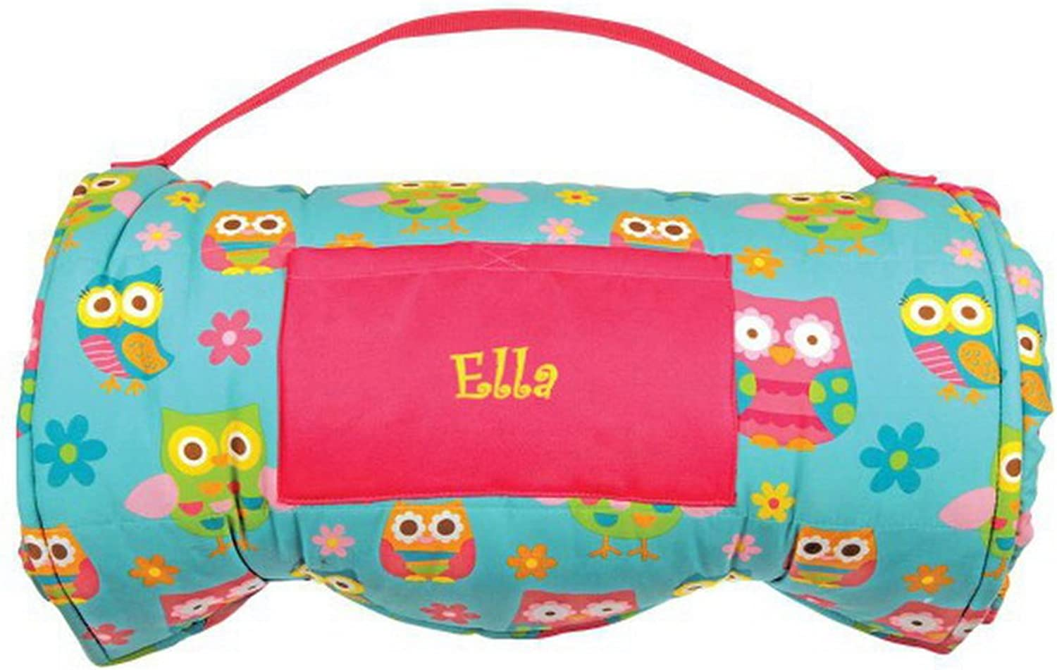 DIBSIES Personalization Station Personalized Toddler & Preschool Nap Mats  Owls