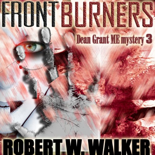 Front Burners audiobook cover art