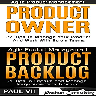 Agile Product Management and Product Owner Box Set Titelbild