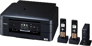 brother プリンター A4 インクジェット複合機 MFC-J907DWN FAX/子機2台付き/無線LAN/両面印刷/ADF